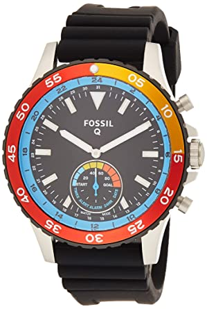 Fossil Reloj Unisex de Analogico FTW1124: Amazon.es: Relojes