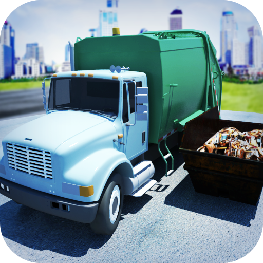 garbage truck simulator - 8
