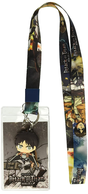 Amazon.com: Attack On Titan s2-eren cordón, multicolor: Toys ...