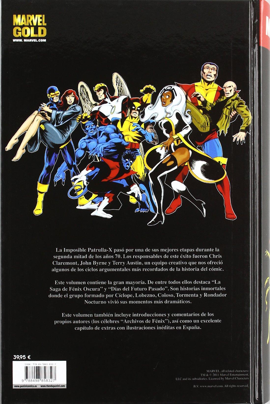 La Imposible Patrulla-X 2. Días Del Futuro Pasado: Amazon.es: Vv.Aa.: Libros