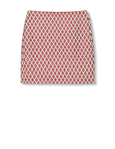 Esprit Women's Women's Red Skirt With Print