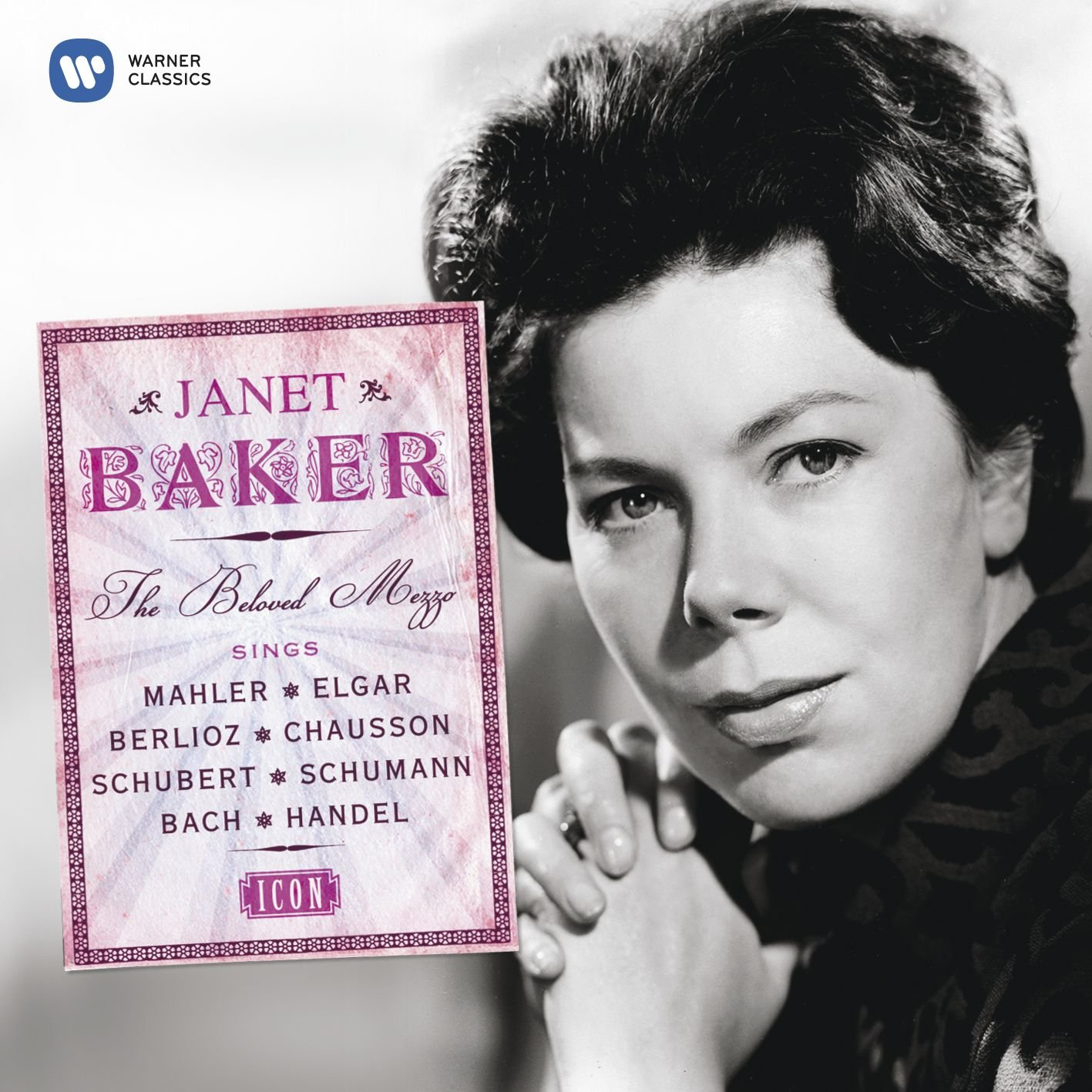 Icon: Janet Baker by Warner Classics