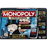 Monopoly Game: Ultimate Banking Edition [並行輸入品]
