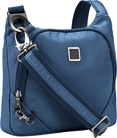 Lewis N. Clark Anti-theft Crossbody Purse + Sling Bag for Women, Men, Travel or Work