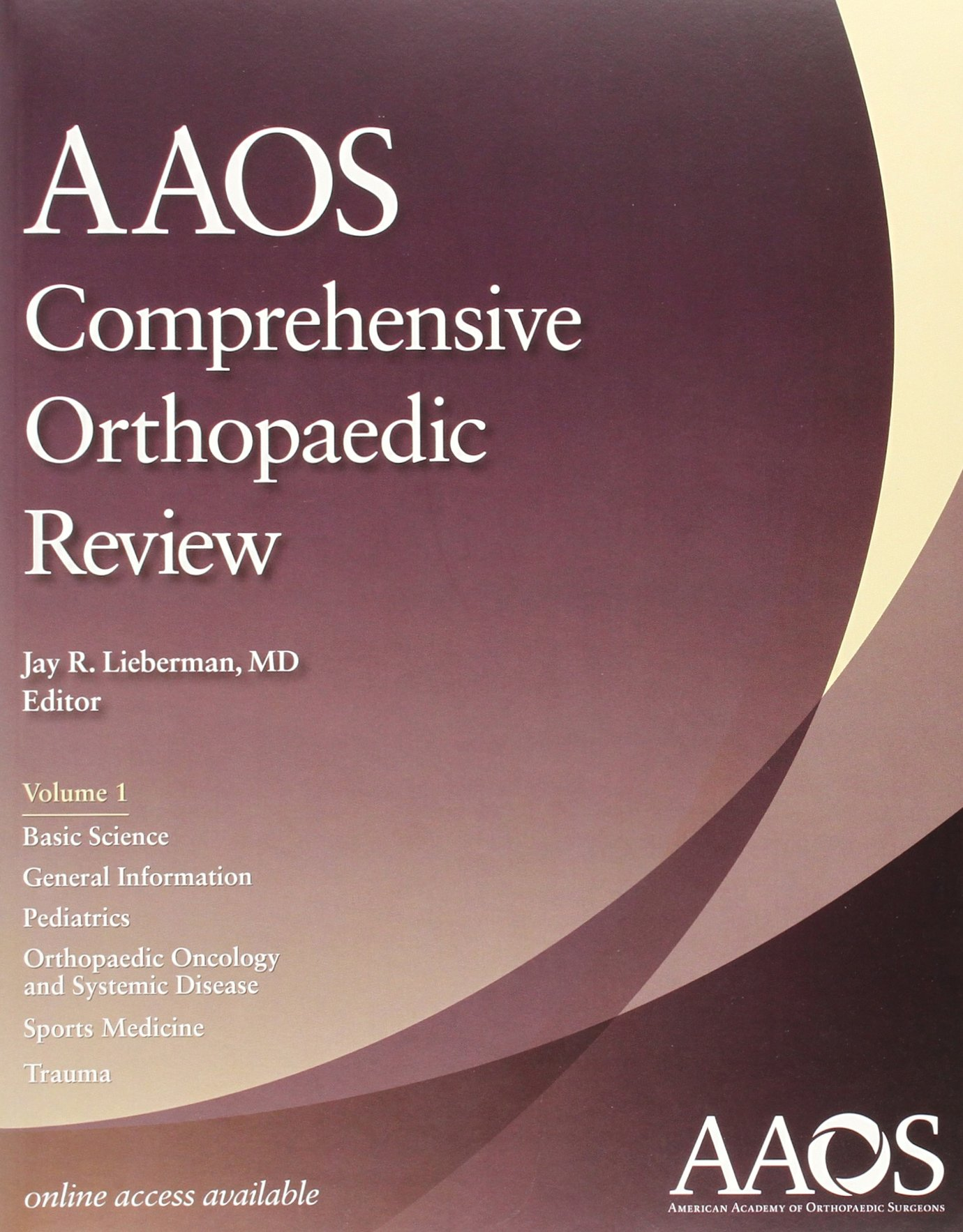 aaos comprehensive orthopaedic review amazon co uk jay r rh amazon co uk