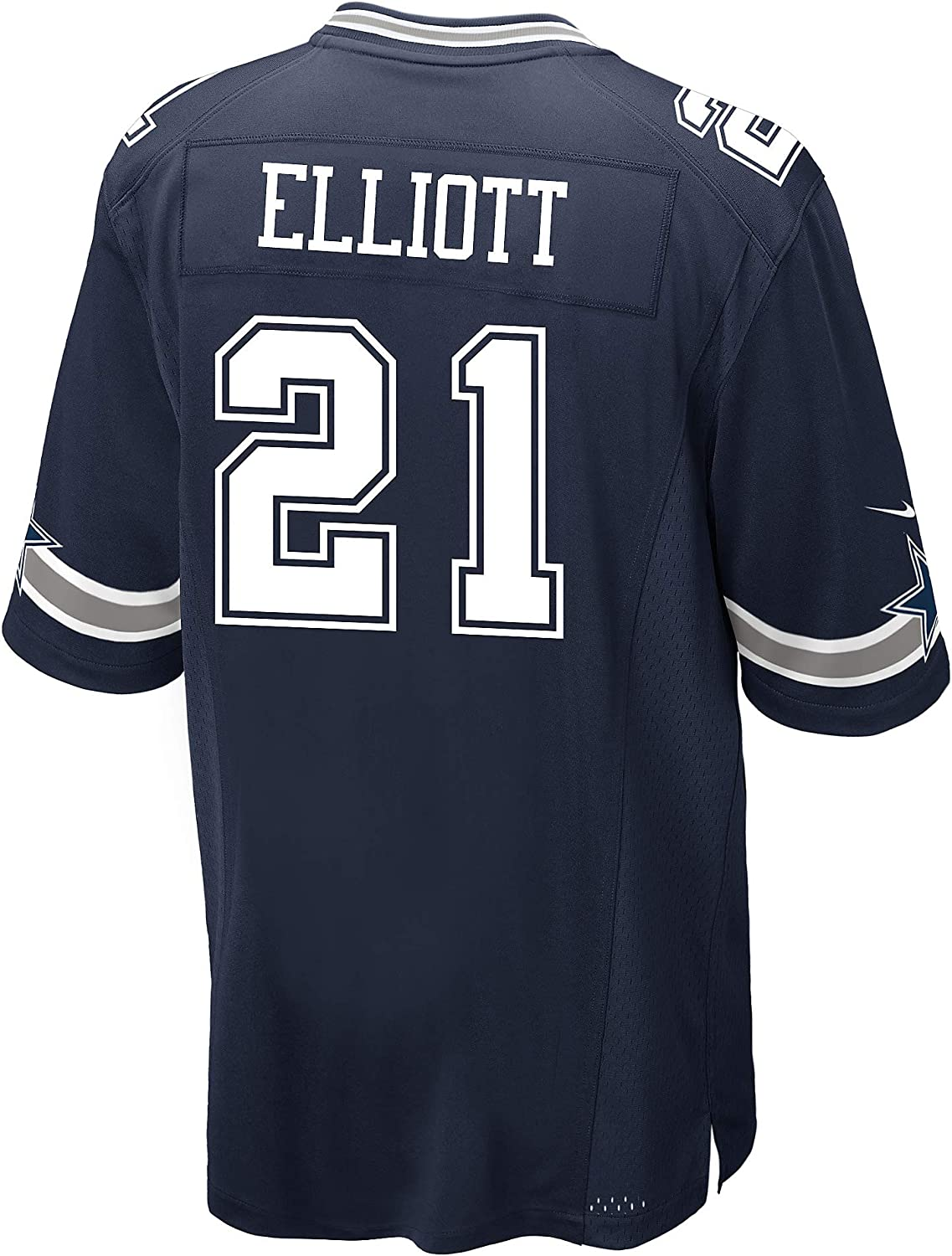 Dallas Cowboys Mens Ezekiel Elliot Nike