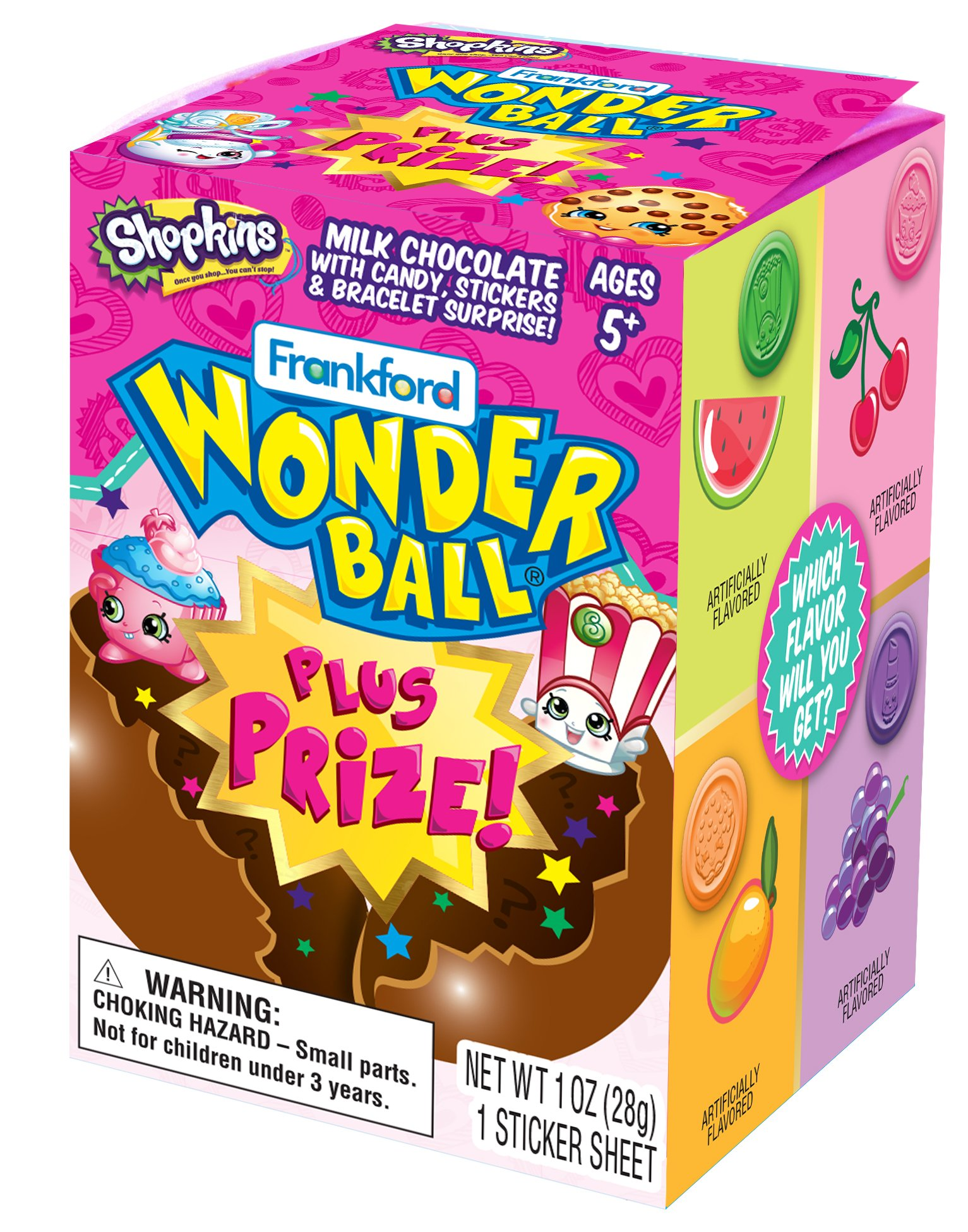 Amazon Com Paw Patrol Milk Chocolate Wonderball With Candy And Toy