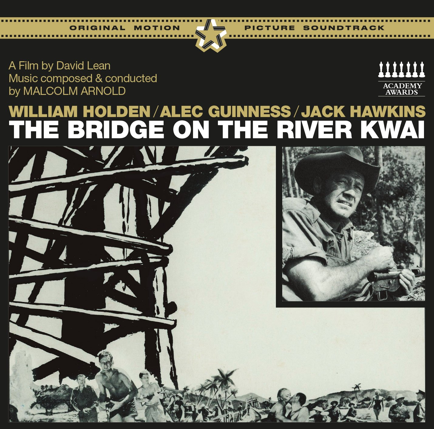 Buy The Bridge On the River Kwai (Original Soundtrack) Online at