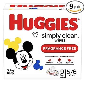 Amazon.com: HUGGIES - Paquete de recambio para toallitas de ...