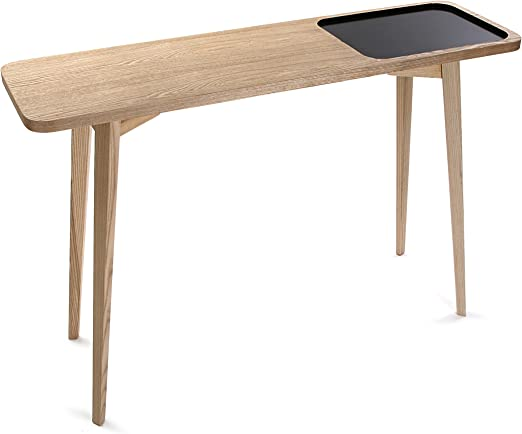 Versa 21090010 Mesa entrada madera Argos, 120x80x35cm, Consola ...