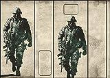 Innokin MVP iTaste Custom Vape Wrap - Soldier