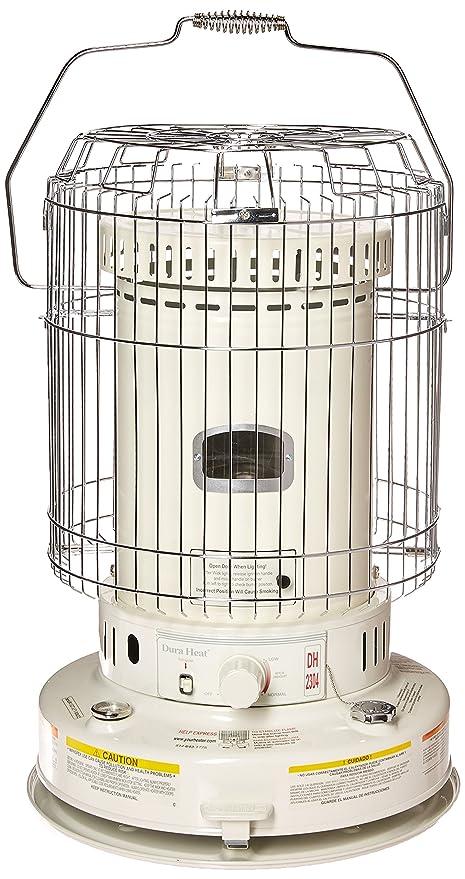 amazon com dura heat dh2304 indoor kerosene heater 23 800 btu s