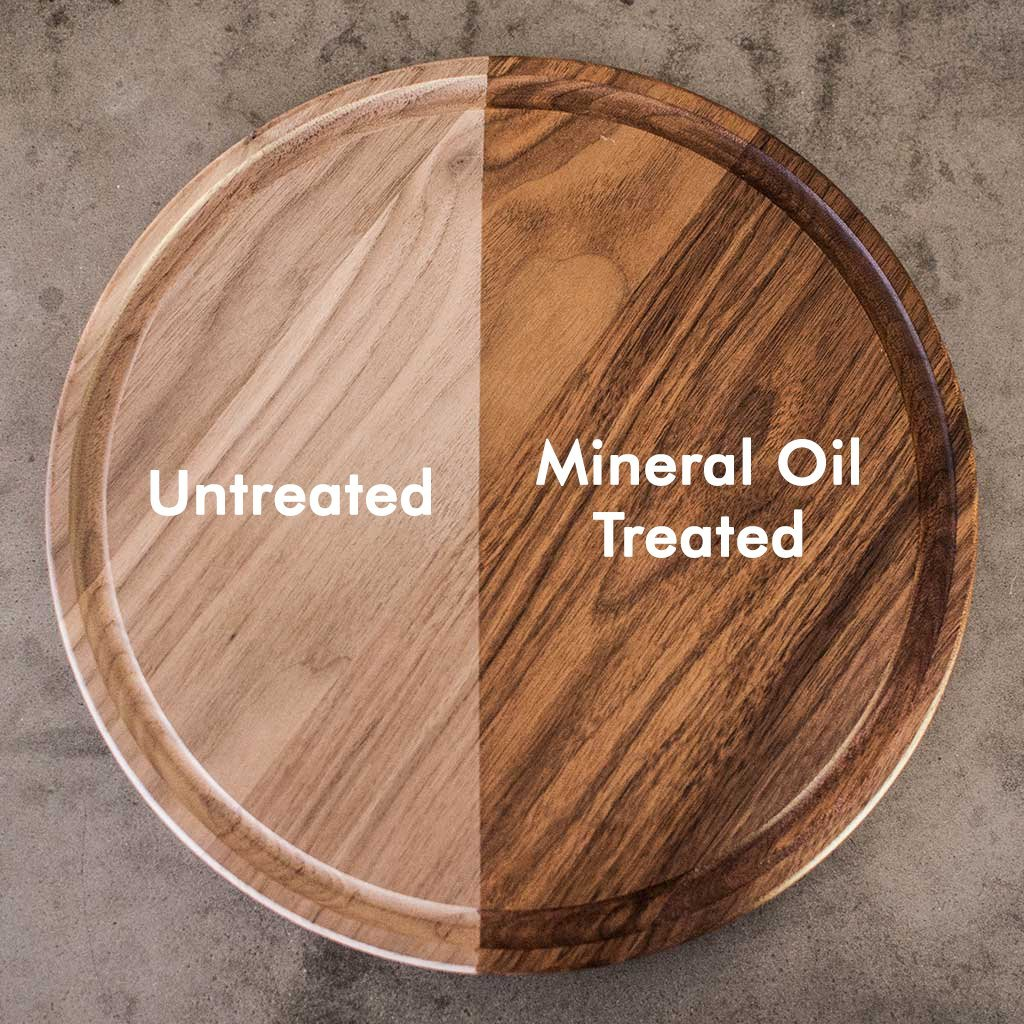 Food Grade Mineral Oil, 1 Gallon (128oz), for Cutting Boards and Butcher Blocks, Stainless Steel and More, NSF Approved by UltraSource (Image #2)