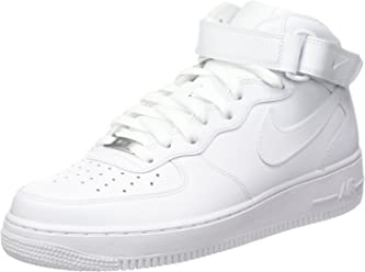 quality design 1f7b2 cee43 Nike Men s Air Force 1 Mid 07 Trainers