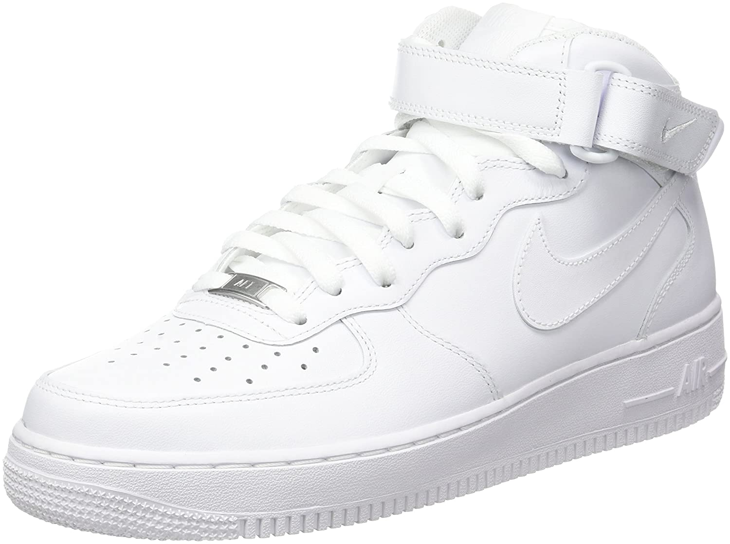 Nike Men s Air Force 1 Mid 07 Hi-Top Slippers  Amazon.co.uk  Shoes   Bags c4310be23