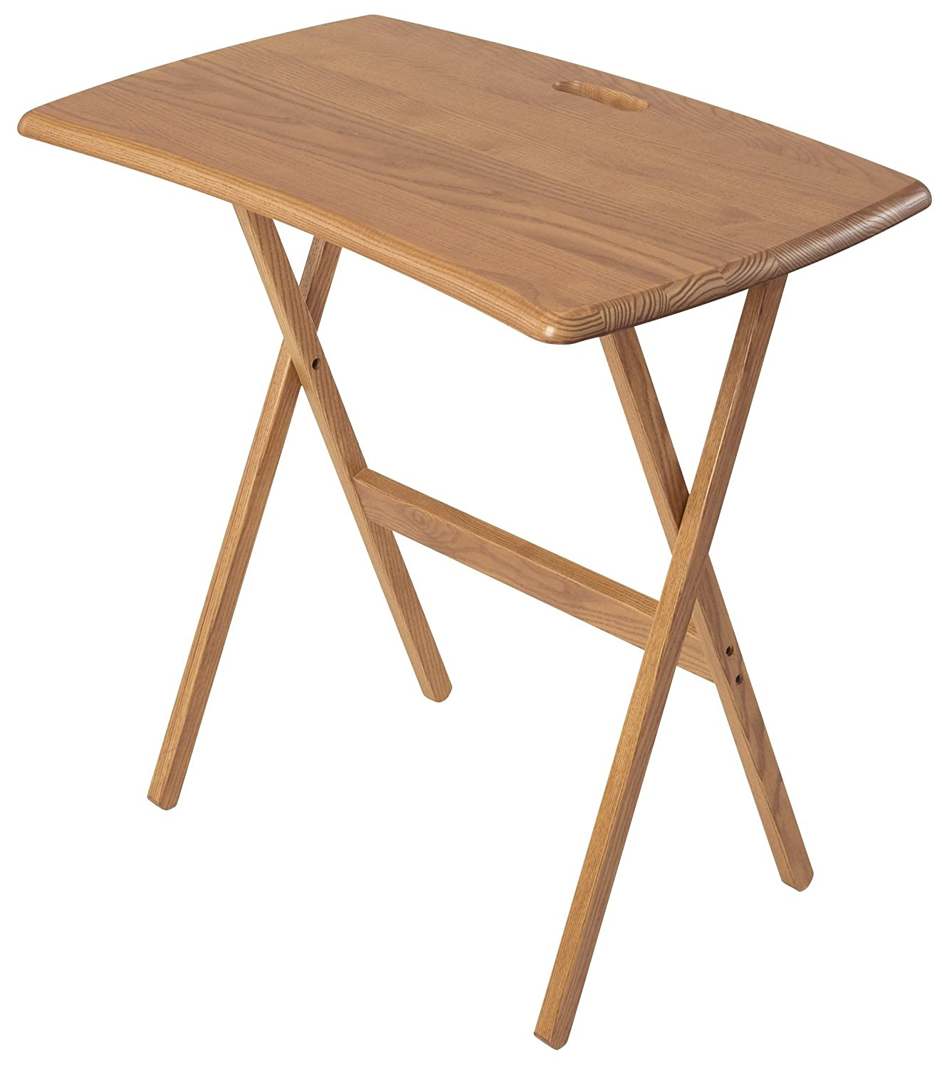 Amazon Manchester Wood Portable Folding Work and Laptop Desk