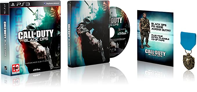 Call of Duty: Black Ops - Hardened Edition (PS3): Amazon co