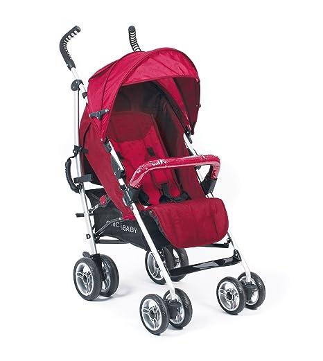 CHIC 4 Baby Bella Sitz – Carrito con diseño selección rojo (Starlight Ruby Red)