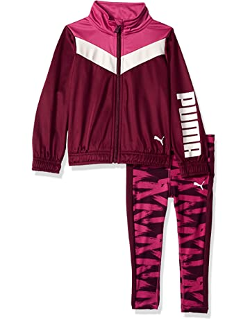 65bed48b8 Girl's Athletic Clothing Sets | Amazon.com