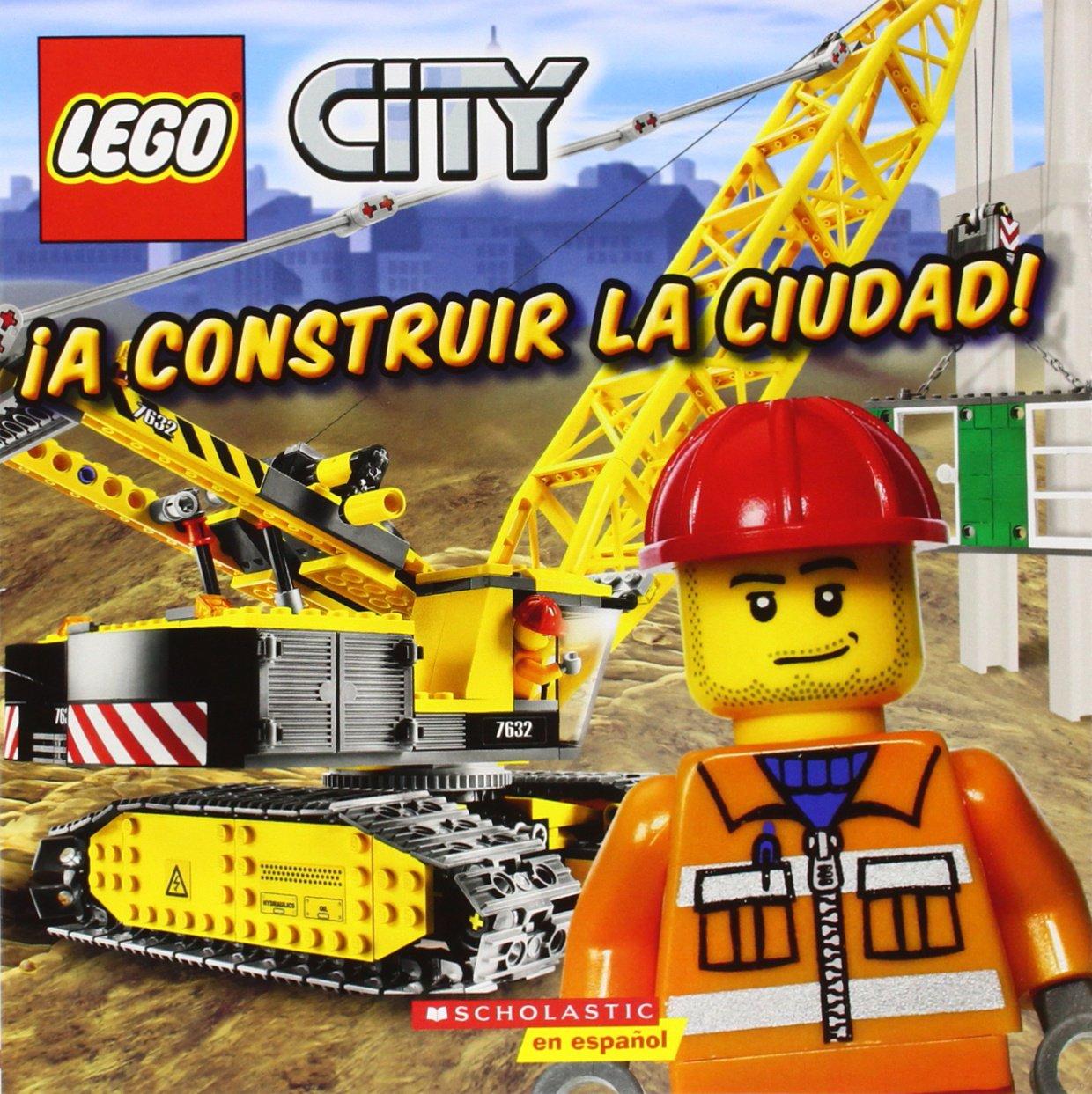 LEGO City: ¡A construir la ciudad!: (Spanish language edition of LEGO City: Build This City!) (Spanish Edition): Scholastic: 9780545344647: Amazon.com: ...