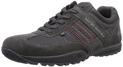 Dockers by Gerli 36ht001-204230, Sneakers Basses homme, Gris (Asphalt 230), 40 EU