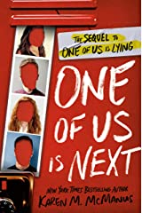 One of Us Is Next: The Sequel to One of Us Is Lying Hardcover