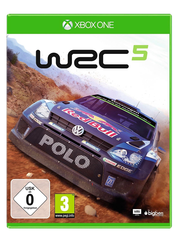 WRC Xbox One amazon