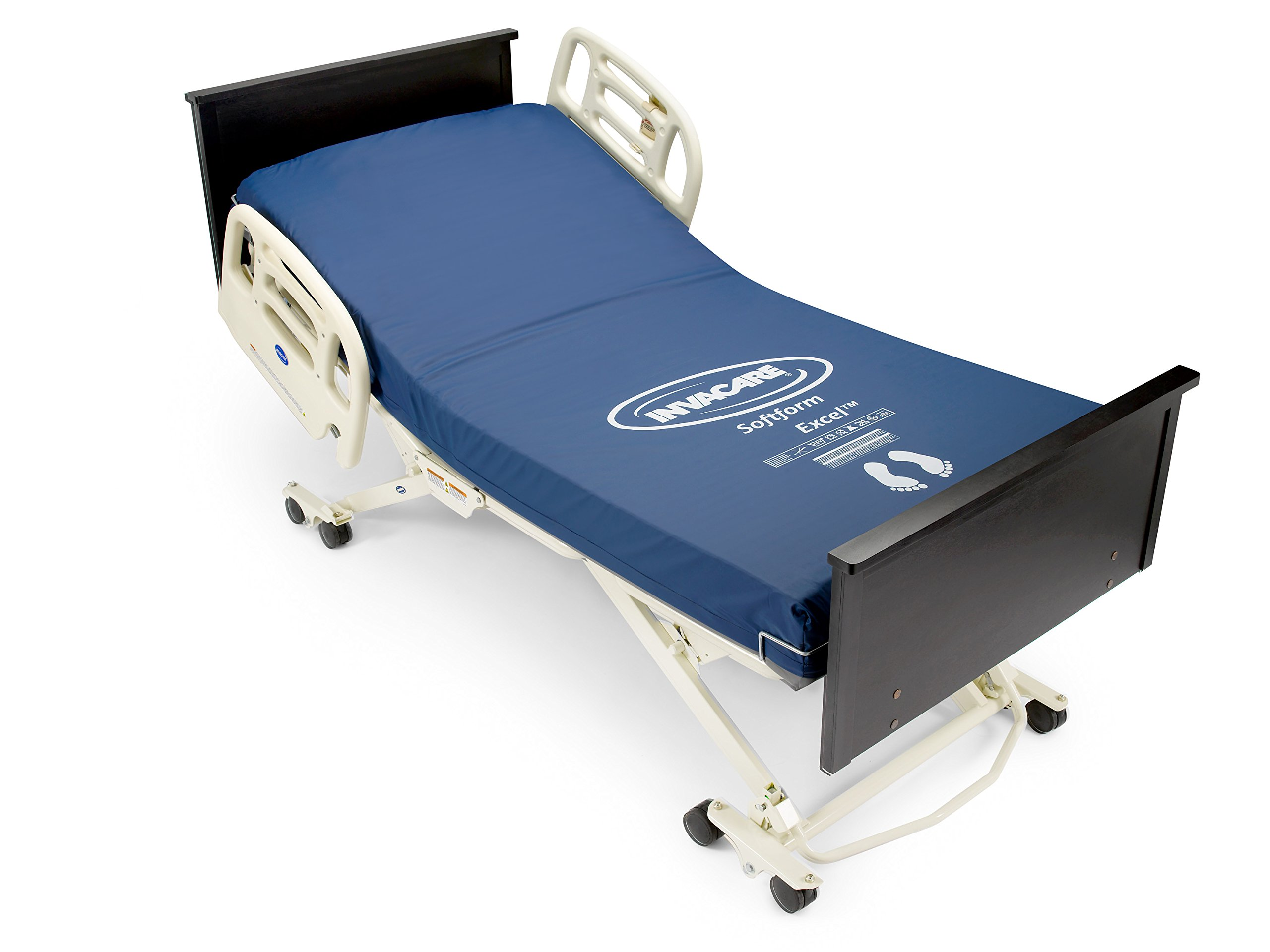 Invacare Softform Excel Mattress, 80 x 36 x 6 inches, countoured Foam Layer, IXL1080 by Invacare (Image #3)
