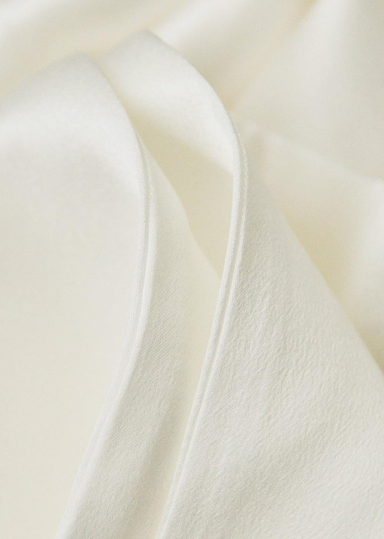 Pure Silk Pillowcase 100 Silk Luxury Quality Pillowcase 22mm Ivory IF Silk
