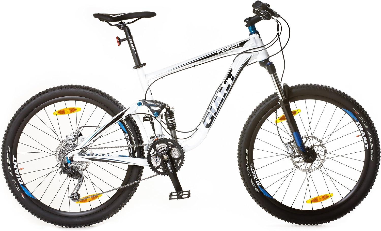 Giant Trance X4 - Bicicleta de montaña de hombre de 27 velocidades ...