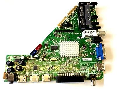 GOODMANS CV9202H-S TV TARJETA PRINCIPAL AV 130121: Amazon.es ...