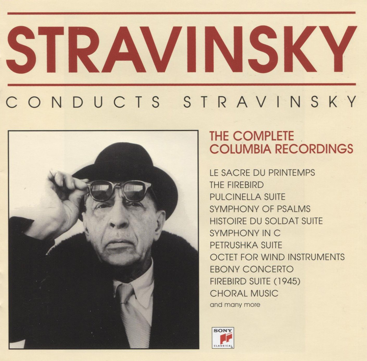 Buy Stravinsky Conducts Stravinsky Online At Low Prices In India