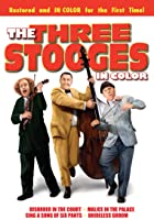 Three Stooges In Color