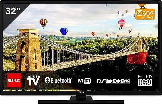 Hitachi TV 32 32HE4100: Hitachi: Amazon.es: Electrónica
