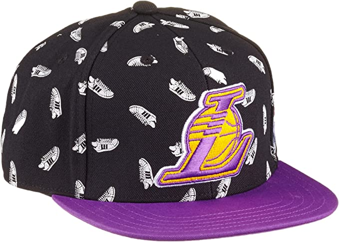 adidas NBA Snap-Back Superstar Los Angeles Lakers - Gorra para ...