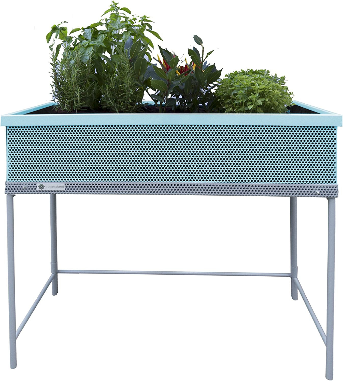 Huerto urbano Green Passion calidad Premium 90x45x80 cm.Color mint ...