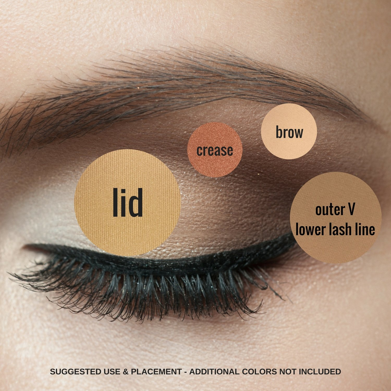 Amazon.com: Sombra de ojos con estuche magnético de ...