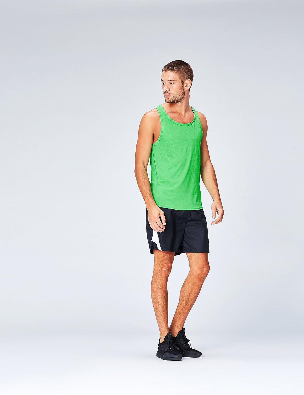 Activewear Canotta Sportiva in Rete Uomo