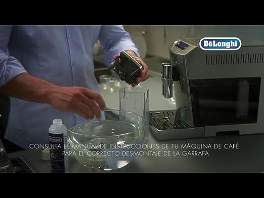 DeLonghi Milk Clean Limpiador de vaporizadores de leche para cafeteras automáticas: Amazon.es: Hogar