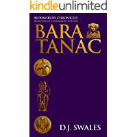 BARATANAC: Book One of Fitzmarbury Witches book cover