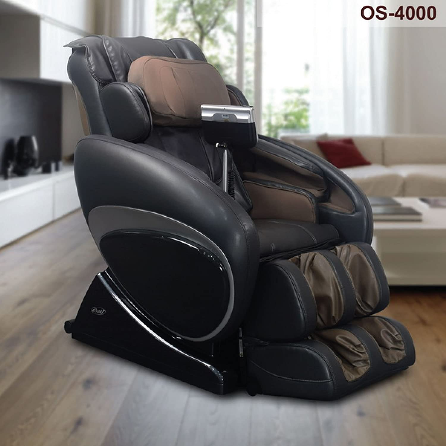 Amazon.com: OSAKI OS 4000 Zero Gravity Massage Chair, Charcoal: Kitchen U0026  Dining