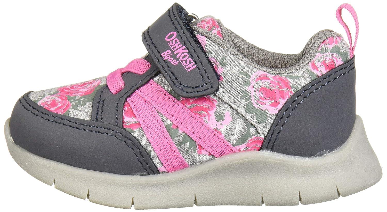 OshKosh BGosh Kids Abis Girls Protective Bumptoe Sneaker OshKosh B/'Gosh