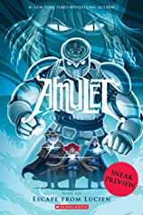 Amulet #6: Escape From Lucien (Free Preview Edition) Kindle Edition