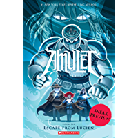 Amulet #6: Escape From Lucien (Free Preview Edition) (English Edition)