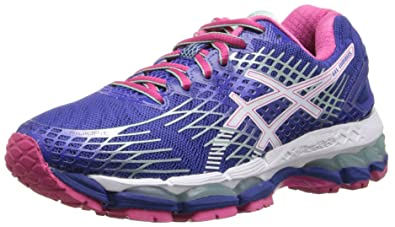 4e03577ab05 Image Unavailable. Image not available for. Colour  Asics Gel-Nimbus 17  Women s Running Shoe