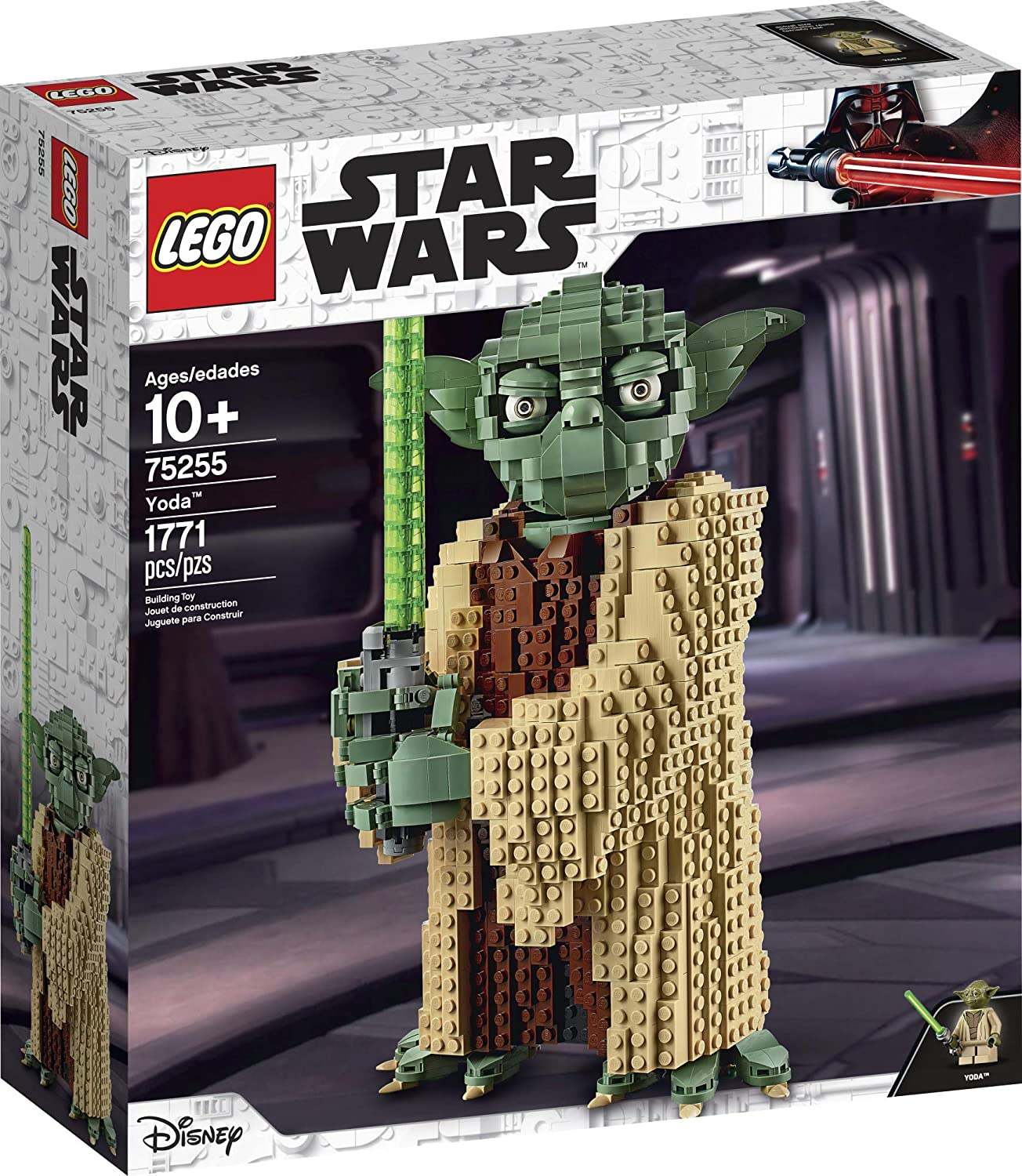 Top 5 Best LEGO Yoda Sets Reviews in 2020 3