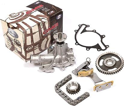 Water Pump Fits 97-08 Ford E-150 E-150 Club Wagon 4.2L V6 OHV 12v