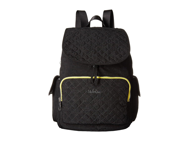 [キプリング] Kipling レディース Ravier Medium Backpack バックパック [並行輸入品] B01N979RDE ブラック