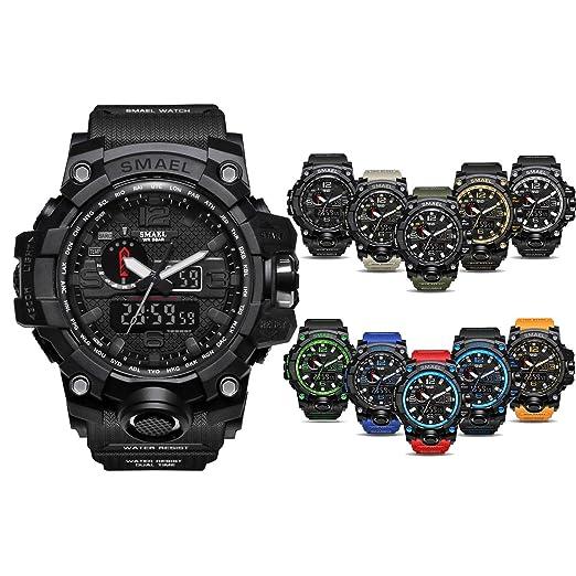 Reloj - KAUO - Para - SK1156-Full Black