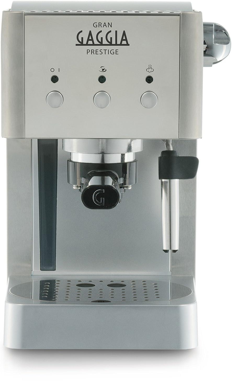 Gaggia RI8327/01 - Cafetera (Independiente, Máquina espresso, 1 L ...